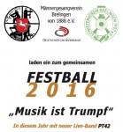 Gemeinschaftsball 2016