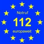 Notruf-112-europaweit