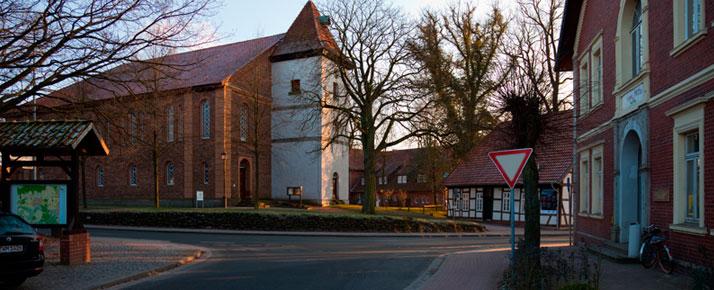 St. Martini-Kirche Brelingen